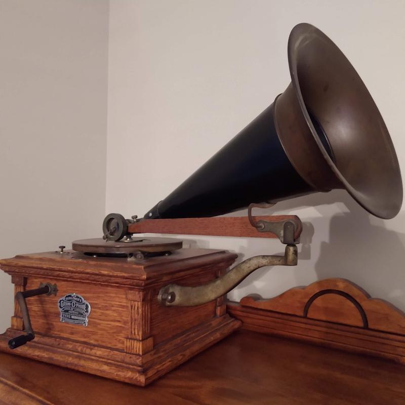 gramophone doctor